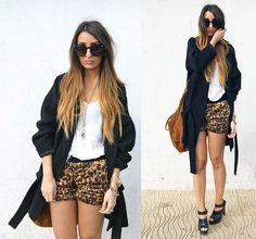 Romwe Shorts