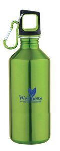 20 Oz. Mountaineer Stainless Steel Water Bottle
