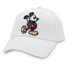 This cute Mickey Mouse hat is just one of the many Valentine's Day gifts your BFF would love!