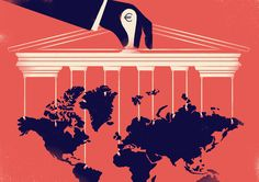 The Guardian - opinion section on Behance  Governments are liberating global corporations from the rule of law and leaving them to rip the world apart by George Monbiot  https://www.behance.net/sebastienthibault
