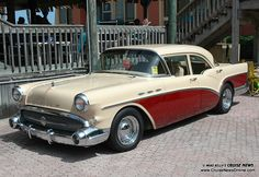 1957 Buick Special  Dad had one like this.