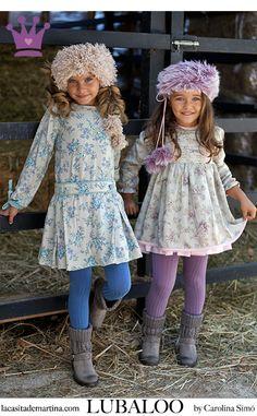 ♥ LUBALOO Madrid, moda infantil con un giro maestro a lo tradicional ♥ : Blog de Moda Infantil, Moda Bebé y Premamá ♥ La casita de Martina ♥