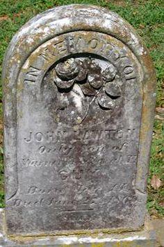 John Lawton Guy (14 Jan 1860 - 22 Jun 1860) St. Luke's Episcopal Church, Powhatan County, Virginia- Find A Grave Memorial
