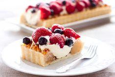 Mad & Søde Sager: Jordbærtærte