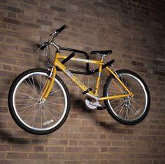 настенное крепление для велов