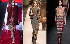 La tendencia boho también se lleva este otoño-invierno. #tendencias #otoñoinvierno #moda #estiloboho