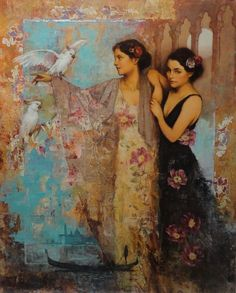 The Two Sisters - Francois Fressinier (French)