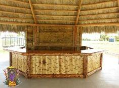 Our Portfolio - Big Kahuna Tiki Huts Tiki Bar Stools, Backyard Bar, Backyard Ideas, Outside Bars, Tiki Hut, Thatched Roof, New England, Outdoor Living, Home Improvement