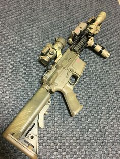 VFC MK18mod1 GBB