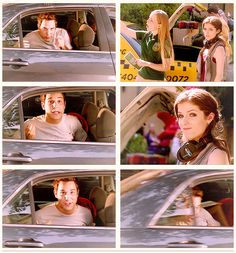 Jesse and Beca Pitch Perfect Quotes, Pitch Perfect Movie, Tv Quotes, Movie Quotes, Love Movie, Movie Tv, The Hit Girls, Movies Showing, Movies And Tv Shows
