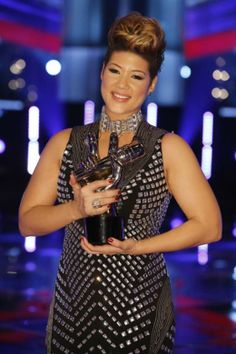 Philly Yardy Vibes » The Voice crowned Tessanne Chin its season five champion