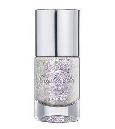 Essence - *Cinderella* - Smalto Glitter Topper - 01 the glass slipper