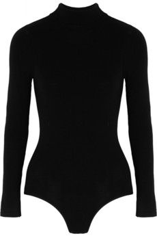 Yummie by Heather Thomson Madelyn stretch-jersey bodysuit   NET-A-PORTER