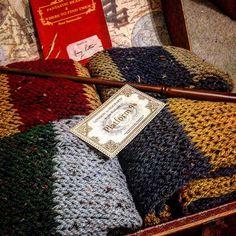 Hogwarts House Scarves