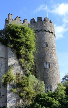 Malahide Castle Dublin, Ireland.. Ireland is first on my list for places to go. Hopefully I can make that happen some time next year.