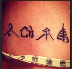 <b>Not all those who wander are lost, but they definitely found a tattoo parlor along the way.</b>