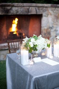 White-and-Grey-Wedding-Tablescape - dogwood