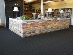 Discard Book Circulation Desk