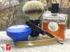 Le Grelot 361 The Lord Barber, 5/8 Full Hollow, Round Point