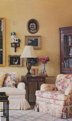Hydrangea Hill Cottage: TBT – North Carolina Beauty … - Home Decor Ideas English Cottage Style, English Country Decor, Cottage Style Homes, French Cottage, French Country, English Cottages, Cottage Art, English Style, Cozinha Shabby Chic
