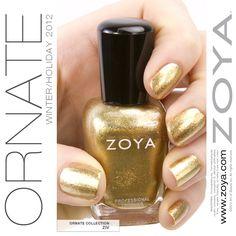First Look at Zoya Nail Polish in Ziv! http://www.zoya.com/content/38/item/Zoya/Zoya-Nail-Polish-in-Ziv-ZP644.html?O=PN121002TU13246