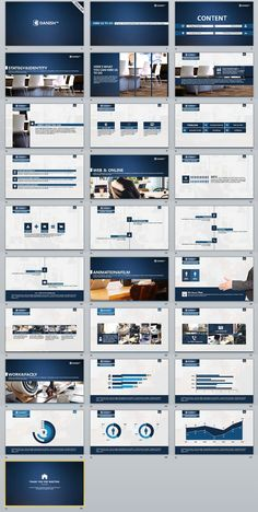 28+ Blue Business PPT Template | PowerPoint Templates and Keynote Templates