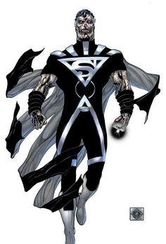 Batman Vs Superman, Superman Family, Superman Man Of Steel, Black Superman, Dc Comics Art, Marvel Dc Comics, Anime Comics, Batman Returns, Earth Two