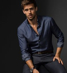 Andrew Cooper for Massimo Dutti 689 5th Collection Limited
