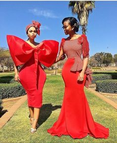 South african traditional dresses 2019