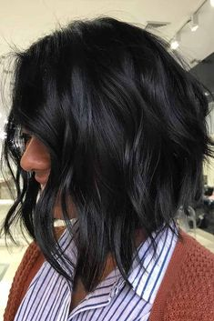 Easy Bob Hairstyles for Short Hair picture 3 frisuren frauen frisuren männer hair hair styles hair women Black Haircut Styles, Cute Hairstyles For Short Hair, Haircut Short, Pixie Hairstyles, Teenage Hairstyles, Fashion Hairstyles, Quick Hairstyles, Haircut Bob, Haircut Styles For Women