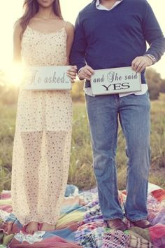 Cute engagement picture <3