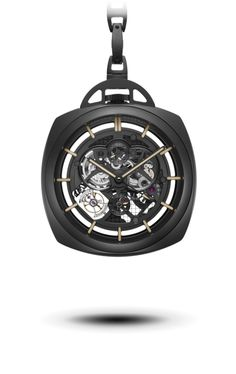 POCKET WATCH TOURBILLON GMT CERAMICA PAM00446 - Officine Panerai