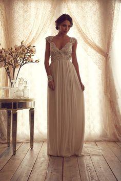 Moja Savršena venčanica: Anna Campbell, venčanice za princeze