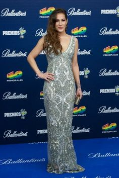 Malú in Amen Couture