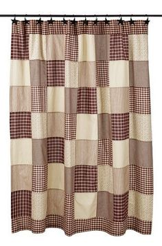 Cheston Shower Curtain – Primitive Star Quilt Shop