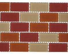 Glasmosaik CM B415 mix 30,5x32,5 cm bei HORNBACH kaufen