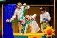 AFRYKAŃSKA PRZYGODA | spektakl dla najnajów (dzieci w w wieku od 1 do 4 lat)