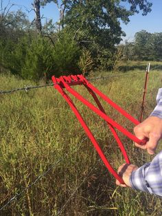 Wire Tight Fence Crimping Tool Tighten barbed wire in minutes with this Wire Tight Fence Crimping Tool. Will not break old wire and works on woven wire. Field Fence, Farm Fence, Dog Fence, Backyard Fences, Wood Fences, Fencing Tools, Stock Fencing, Fence Prices, Barbed Wire Fencing