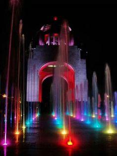 Monumento a la Revolucion, Distrito Federal, Mexico