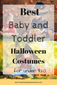 Best Baby and Toddler Halloween Costumes for under $20 Toddler Halloween Costumes, Creative Halloween Costumes, Disney Halloween, Halloween Crafts, Halloween Ideas, Holiday Crafts, Toddler Learning Activities, Fun Learning, Breastfeeding Toddlers