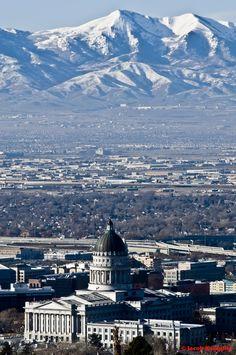 Downtown Salt Lake City  #remax #remaxmetroutah #remaxmetro #ronsnow #food #slcutah #slc #saltlakecity #utah #buyahomeinutah #www.buyahomeinutah.com