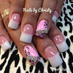Very cute! I want my nails like this