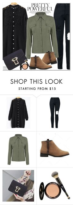 """Pretty Powerful"" by oshint ❤ liked on Polyvore featuring It Cosmetics, awesome, amazing, fabulous, wonderful and twinkledeals"