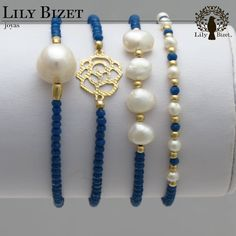 How to Make Beaded Bracelets in The Comfort of Your Homes? Bead Jewellery, Pearl Jewelry, Wire Jewelry, Jewelry Crafts, Jewelry Bracelets, Diy Schmuck, Schmuck Design, Beaded Jewelry Patterns, Bracelet Patterns