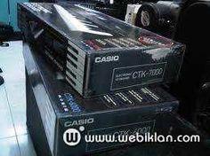 Keyboard Casio CTK-7000 Portable Arranger di Bandung Jawa Barat | Web Iklan