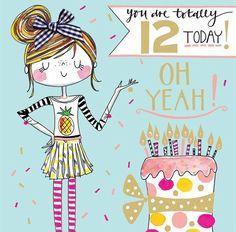 12 Today Rachel Ellen Happy Birthday Greetings 12th Quotes