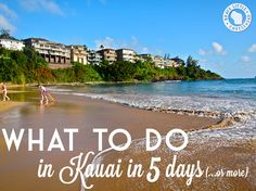 What to do in Kauai in 5 days (...or more) by The Brave Little Cheesehead at www.bravelittlecheesehead.com