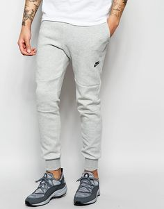 0ad3403e656a Nike Tech Fleece Skinny Joggers 545343-066 at asos.com