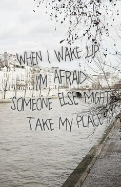 Afraid - The Neighbourhood. The Neighbourhood is one of my musical obsessions