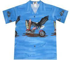 b23cf680 Flying Chopper - Boy Border Shirt : Shaka Time Hawaii Clothing Store #boys # hawaiianshirt